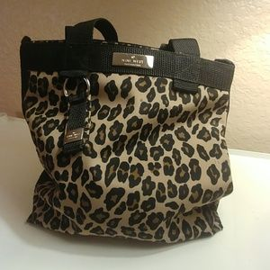 Nine West animal print bag